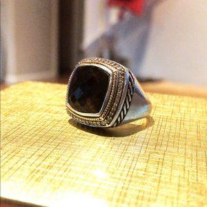 🔥🔥48 HR SALE430$🔥🔥18k Albion & Diamond 💎 ring